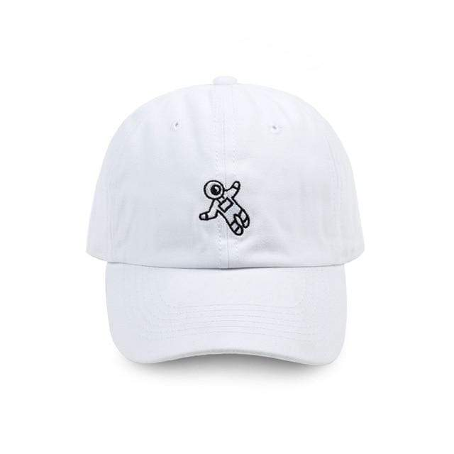 Space Man Dad Hat - Ice Cold Lmnd Space Man Dad Hat