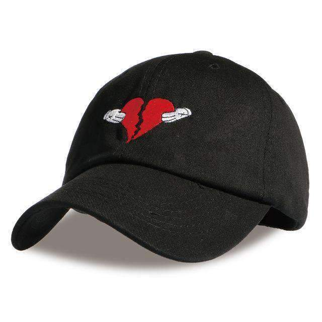 HEARTBREAKER DAD HAT - Ice Cold Lmnd HEARTBREAKER DAD HAT