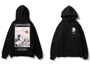 Law of Nature Hoodie - Ice Cold Lmnd Law of Nature Hoodie