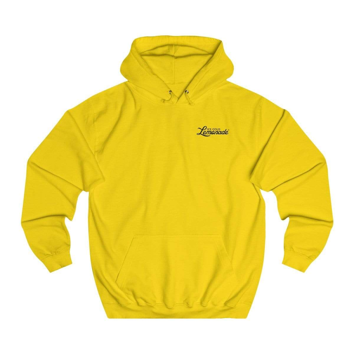 Don't Hate // Make Lemonade Hoodie - Ice Cold Lmnd Don't Hate // Make Lemonade Hoodie