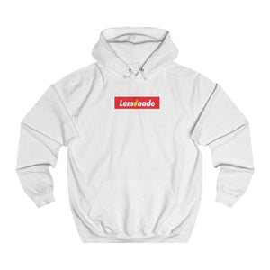Lemonade Red Box Hoodie - Ice Cold Lmnd Lemonade Red Box Hoodie