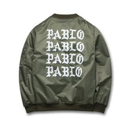Ice Cold Lmnd jacket Army Green / S Pablo Bomber Jacket ice cold lmnd streetwear
