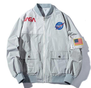 NASA Bomber Thick Jacket II - Ice Cold Lmnd NASA Bomber Thick Jacket II