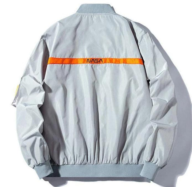 NASA Bomber Jacket II - Ice Cold Lmnd NASA Bomber Jacket II