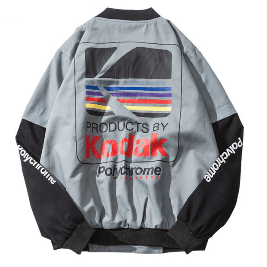 Kodak Windbreaker - Ice Cold Lmnd Kodak Windbreaker