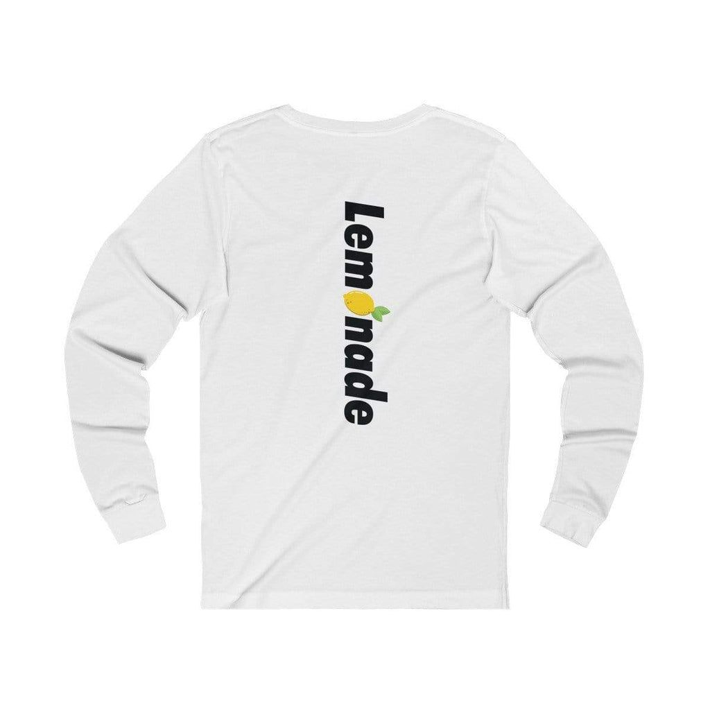 Lemonade Spine Long Sleeve Tee - Ice Cold Lmnd Lemonade Spine Long Sleeve Tee
