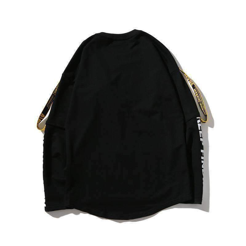 """V MADE"" Sweatshirt - Ice Cold Lmnd ""V MADE"" Sweatshirt"
