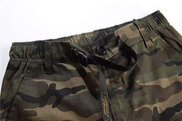 Ice Cold Lmnd pants Camouflage / 28 Everyday Premium Cargo Joggers ice cold lmnd streetwear