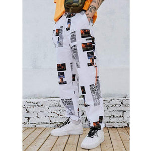 Time Space Pants - Ice Cold Lmnd Time Space Pants
