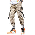 """Peaceful"" Side Strapped Jogger Pants - Ice Cold Lmnd ""Peaceful"" Side Strapped Jogger Pants"