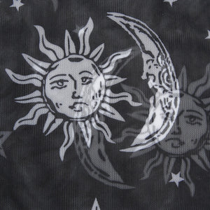 """Sun & Moon"" Crop Top - Ice Cold Lmnd ""Sun & Moon"" Crop Top"