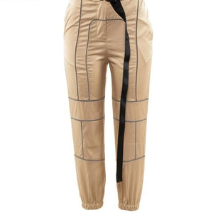 """Reflective"" Women's Cargo Pants - Ice Cold Lmnd ""Reflective"" Women's Cargo Pants"
