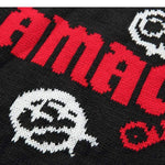 """Amac"" Knitwear Sweater - Ice Cold Lmnd ""Amac"" Knitwear Sweater"