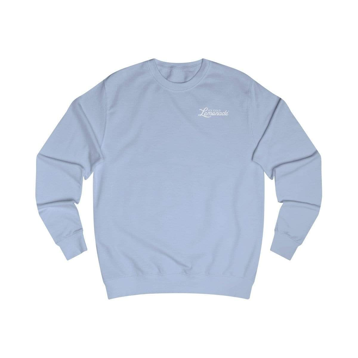 Don't Hate // Make Lemonade Crewneck Sweatshirt - Ice Cold Lmnd Don't Hate // Make Lemonade Crewneck Sweatshirt