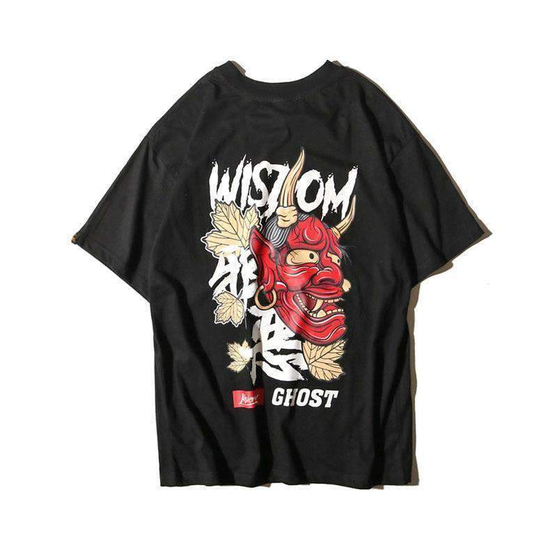 Wisdom T-shirt - Ice Cold Lmnd Wisdom T-shirt