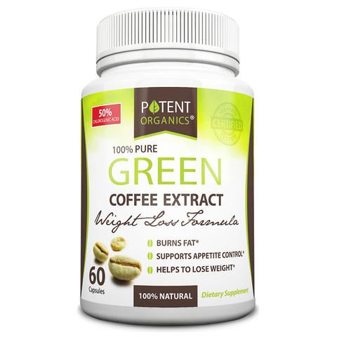 Green Coffee - 60 Count