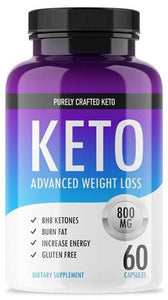 Keto Trim - 60 Count