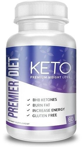 Premier Diet Keto - 60 Count