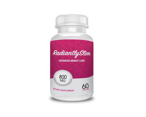 Radiantly Slim - 60 counts