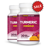 Turmeric and Forskolin – 30 Count