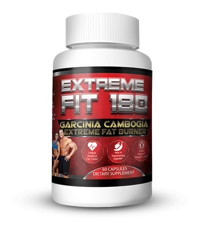 Extreme fit 180 – 60 Count