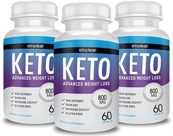 KETO RAPID, WEIGHT LOSS SUPPLEMENT - 60 Count