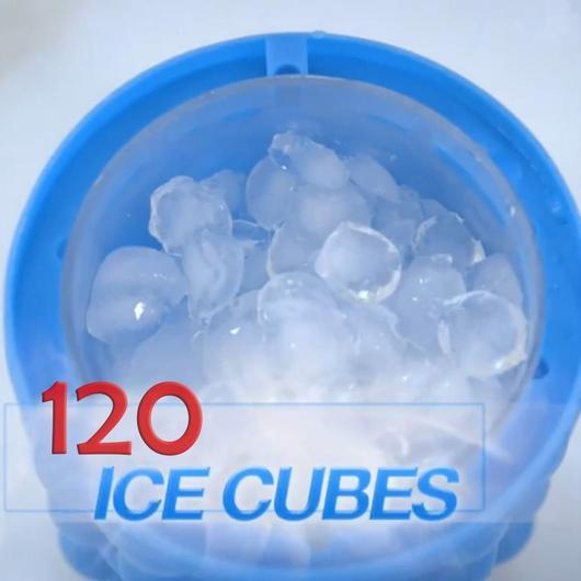 Magic Ice™ - Ice Cube Maker 60 Count