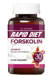 Forskolin Rapid - 60 Count