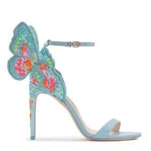 The Ensa Embroidery Sandal