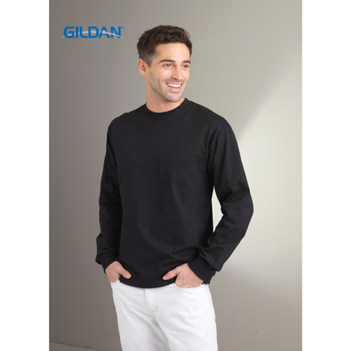 Adult Ultra Cotton Long Sleeve T-shirt (Gildan Brand)