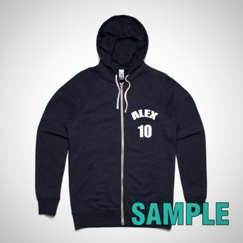 Youth Zip Hood (AS Colour)