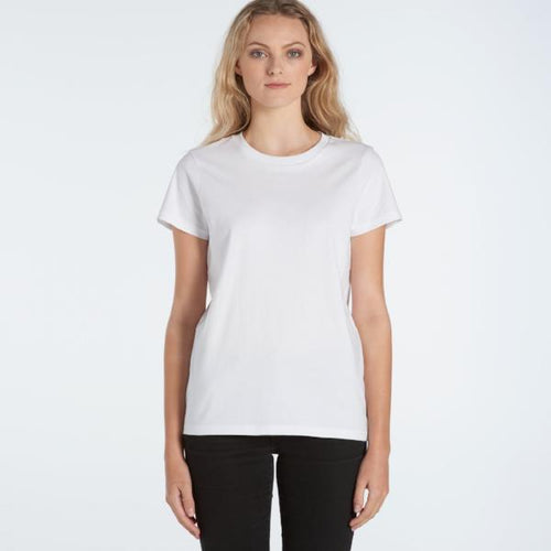 Women's Maple Tee (AS Colour)