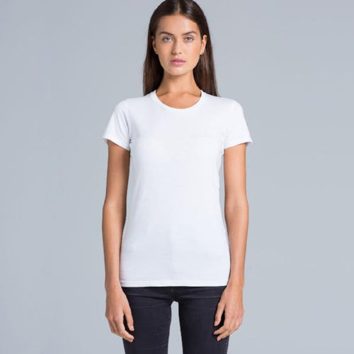 Women's Wafer Tee (AS Colour)