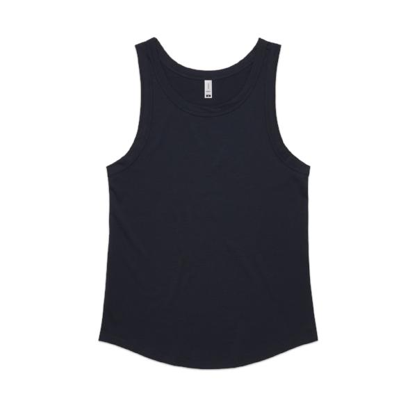 Wo's Sunday Singlet (AS Colour)