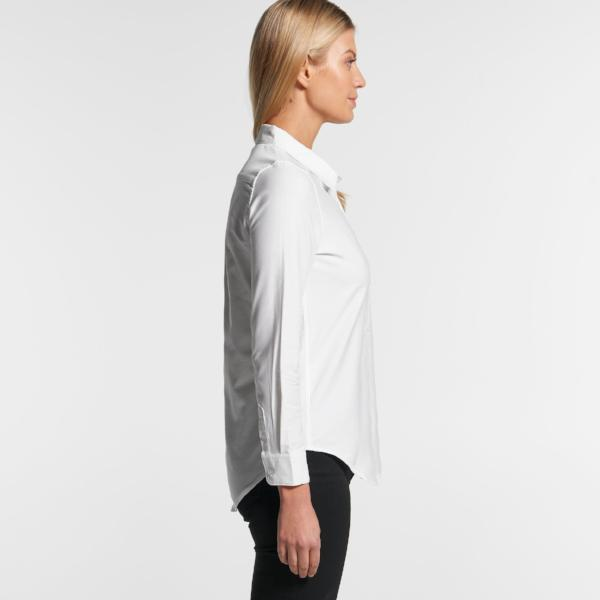 Womens Oxford Shirt (AS Colour)