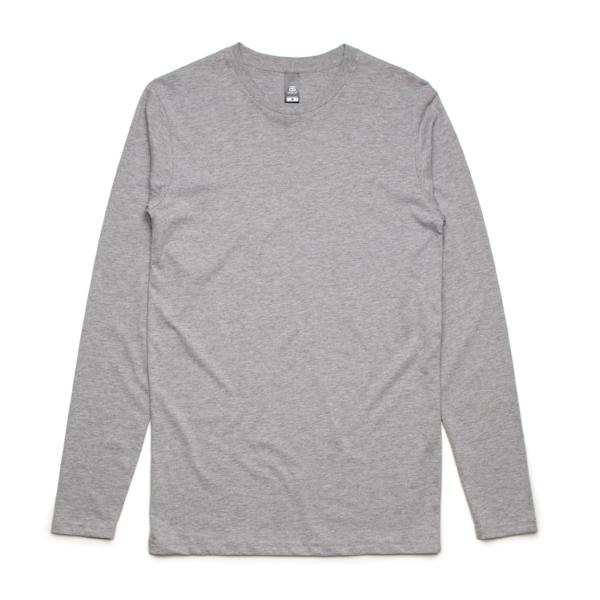 Mens Ink Long Sleeve Tee (AS Colour)