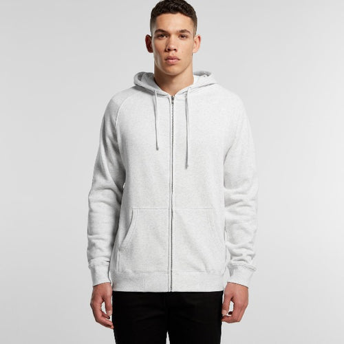 Mens Official Zip Hood (AS Colour) - Unisex