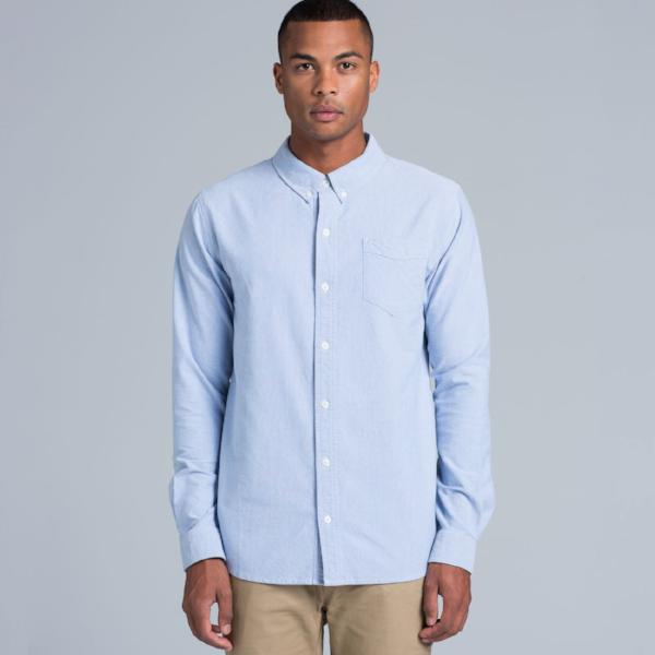 Mens Oxford Shirt (AS Colour)