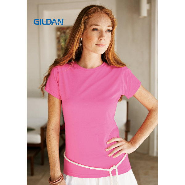 Ladies' T-shirt (Gildan Brand)