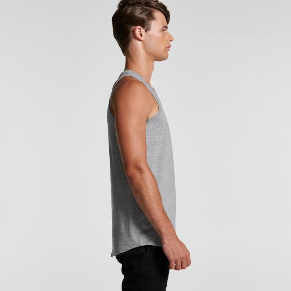 Mens Authentic Singlet Tee (AS Colour)