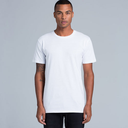 Mens Staple Tee 4XL-5XL (AS Colour)