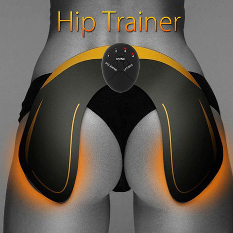 2018 EMS Hip Trainer Muscle Stimulator ABS Fitness Buttocks Butt Lifting Buttock Toner Trainer Slimming Massager Unisex withbox - Milventure
