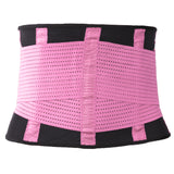 Hot Body Shapers Unisex Waist Cincher Trimmer Tummy Slimming Belt Latex Waist Trainer For Men Women Postpartum Corset Shapewear - Milventure