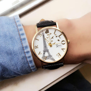 Stylish Paris Quartz Watch