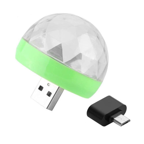 USB Powered LED Mini Strobe