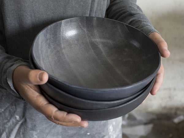 Canvas Bowl Set