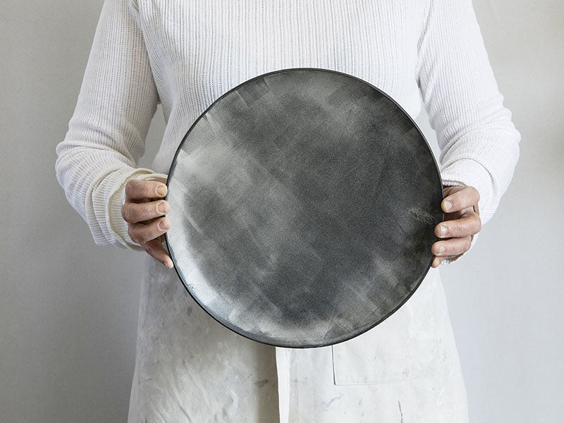 Canvas Rounded Platter
