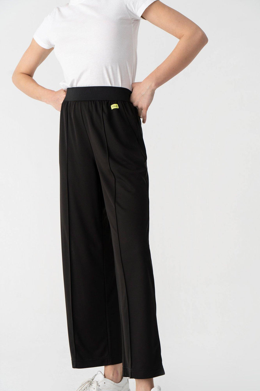 Elastic Waisted Sport Trousers