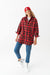 Pocket Detailed Plaid Shirt