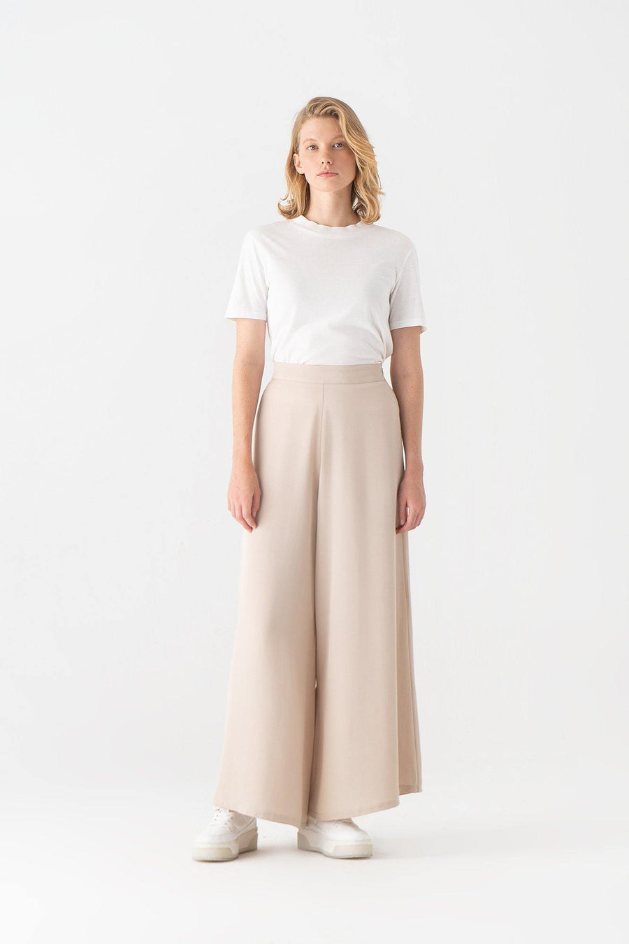 Tencel Loose Trousers
